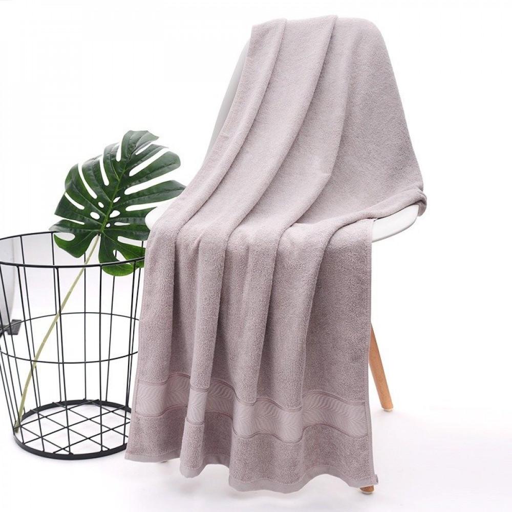منشفة قطن بامبو