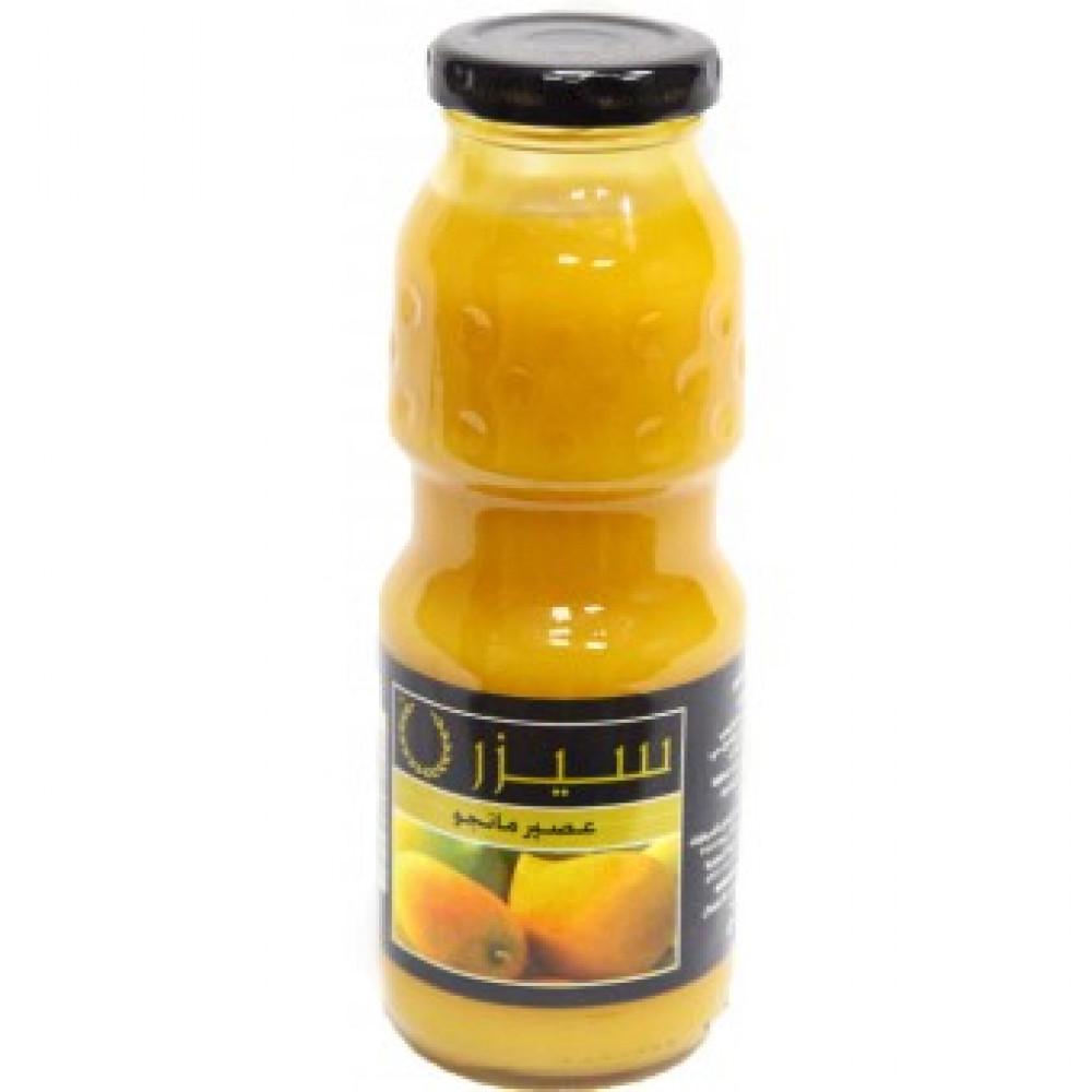 عصير سيزر مانجو 250 مل متاجر الشرق المواد الغذائية