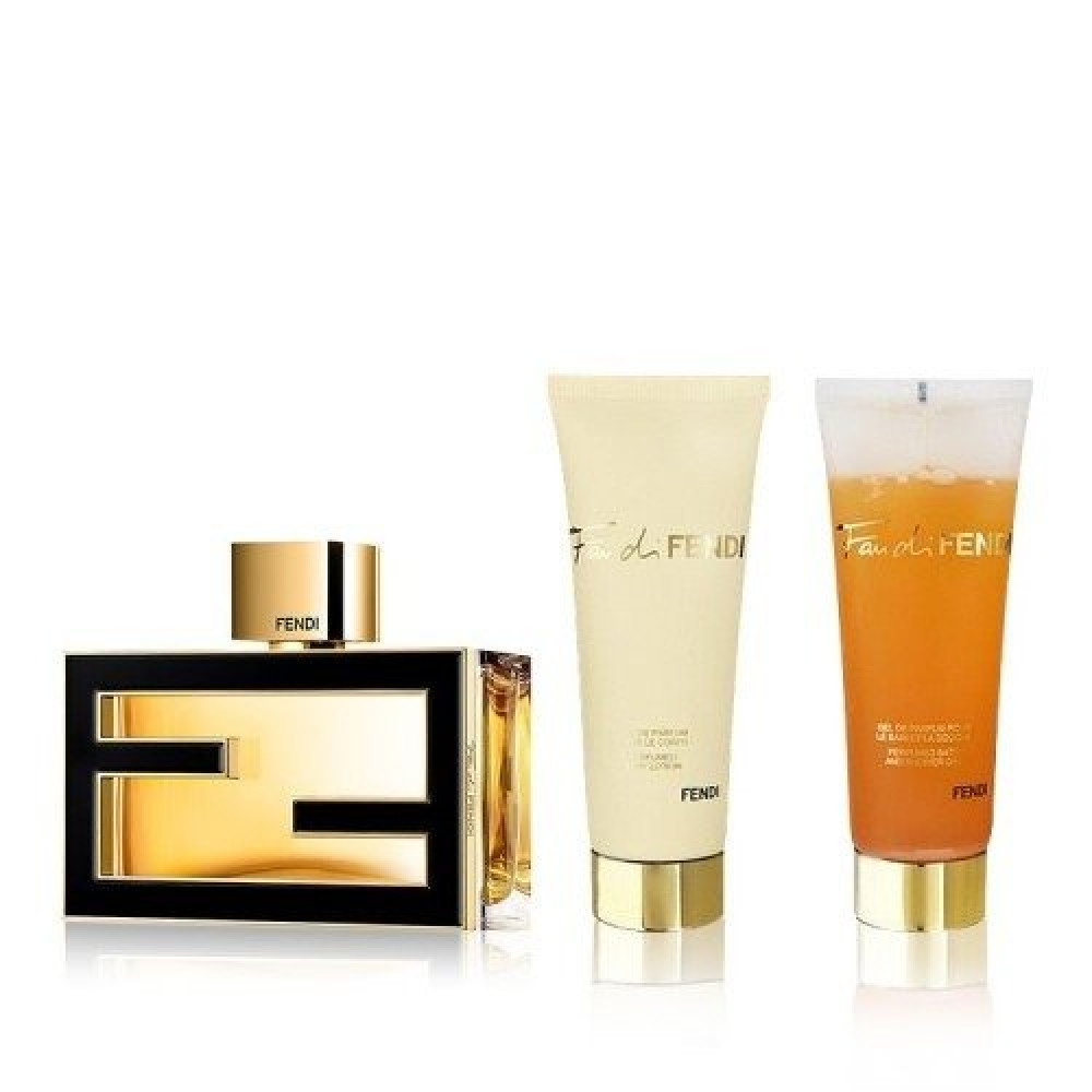 Fendi Fan di Extreme Eau de Parfum 50ml 3 Gift Set خبير العطور