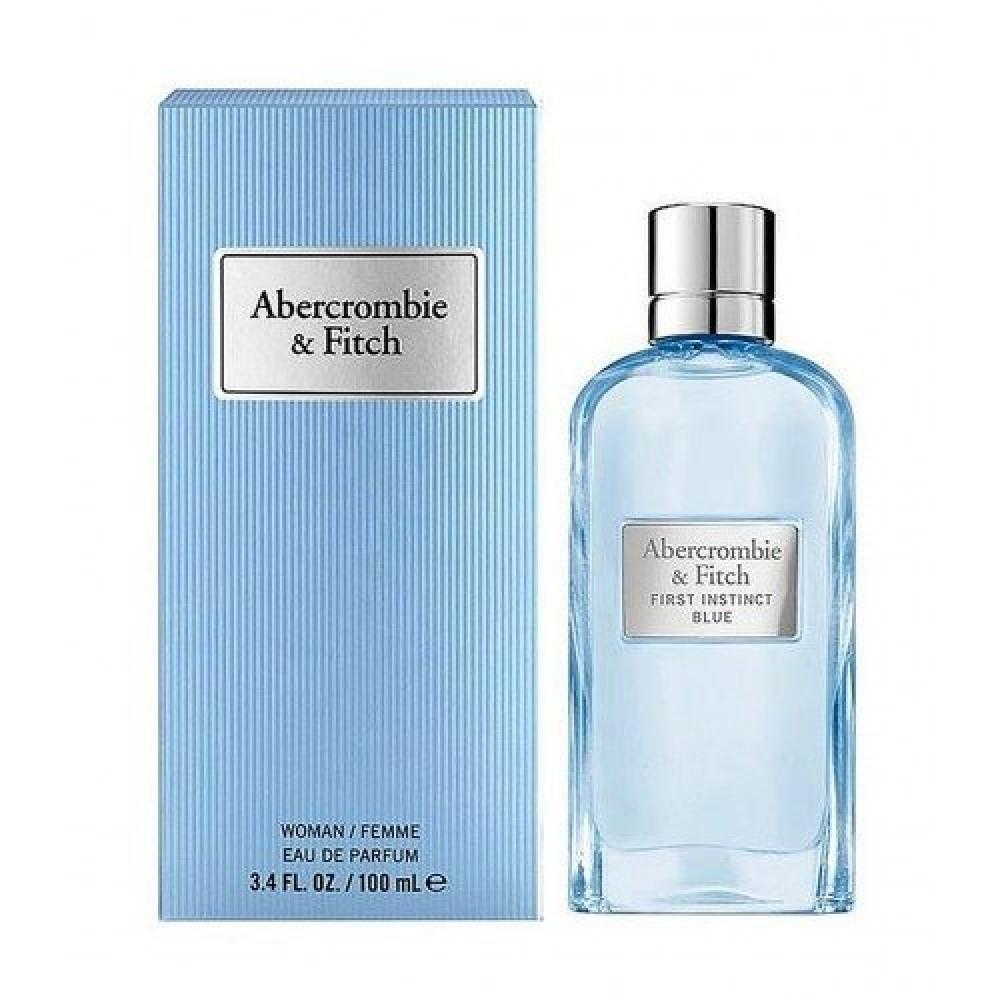 Abercrombie-Fitch First Instinct Blue for Woman Eau de Parfum 100ml خ