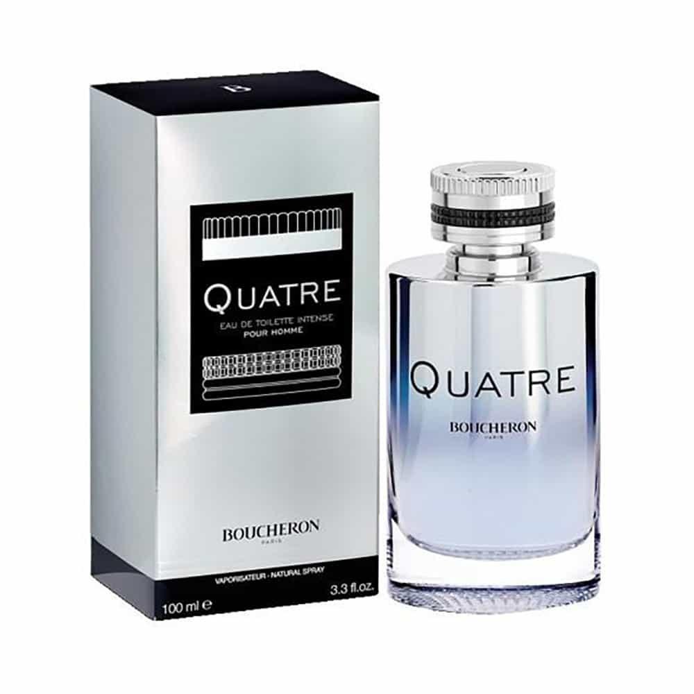 عطر بوشرون كواتر انتنس boucheron quatre intense perfume