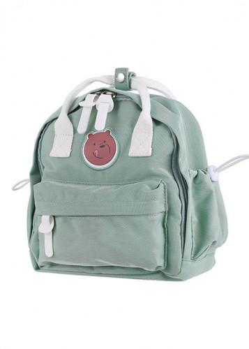 حقيبة ظهر من الدببة الثلاثة اخضر شهاب ميني سو Miniso حب الحياة حب ميني سو تسوق واحصل علي افضل الاسعار