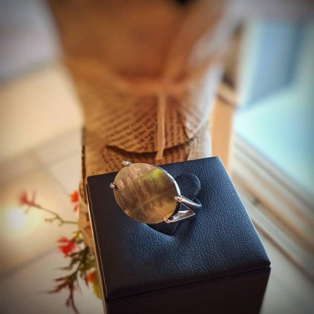 خاتم ملكي حجر أونكس
