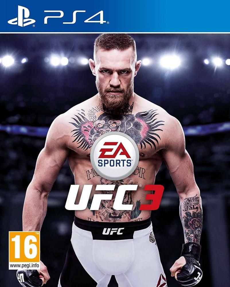 UFC 3-PS4