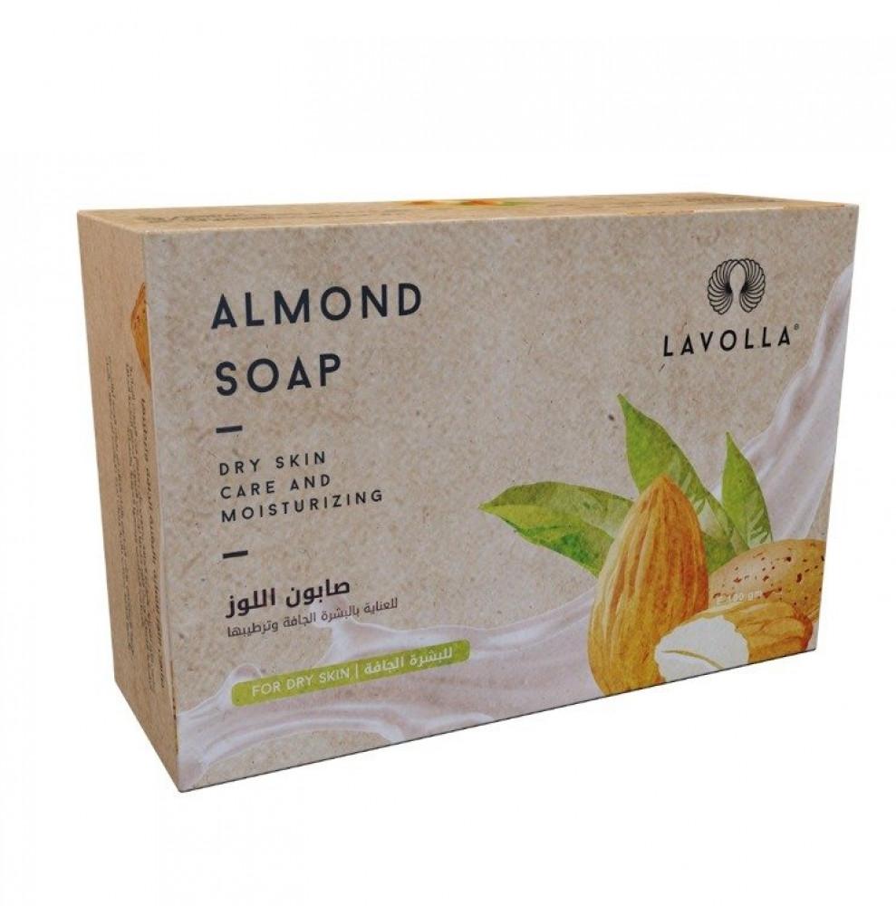 صابون اللوز ALMOND SOAP