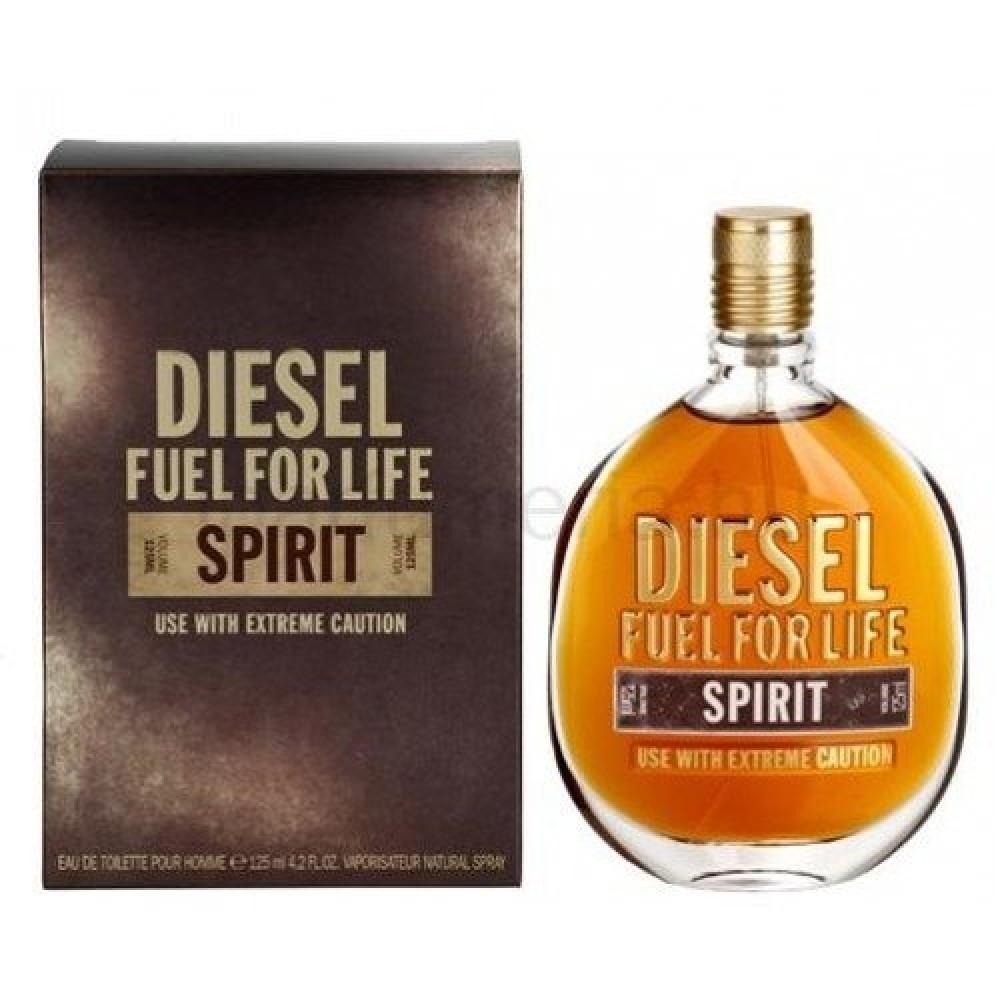 Diesel Fuel for Life Spirit Eau de Toilette 50ml خبير العطور
