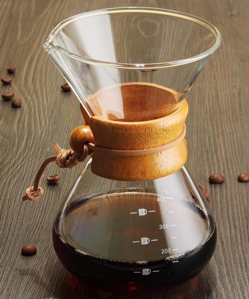 اداة كيمكس لتقطير القهوة