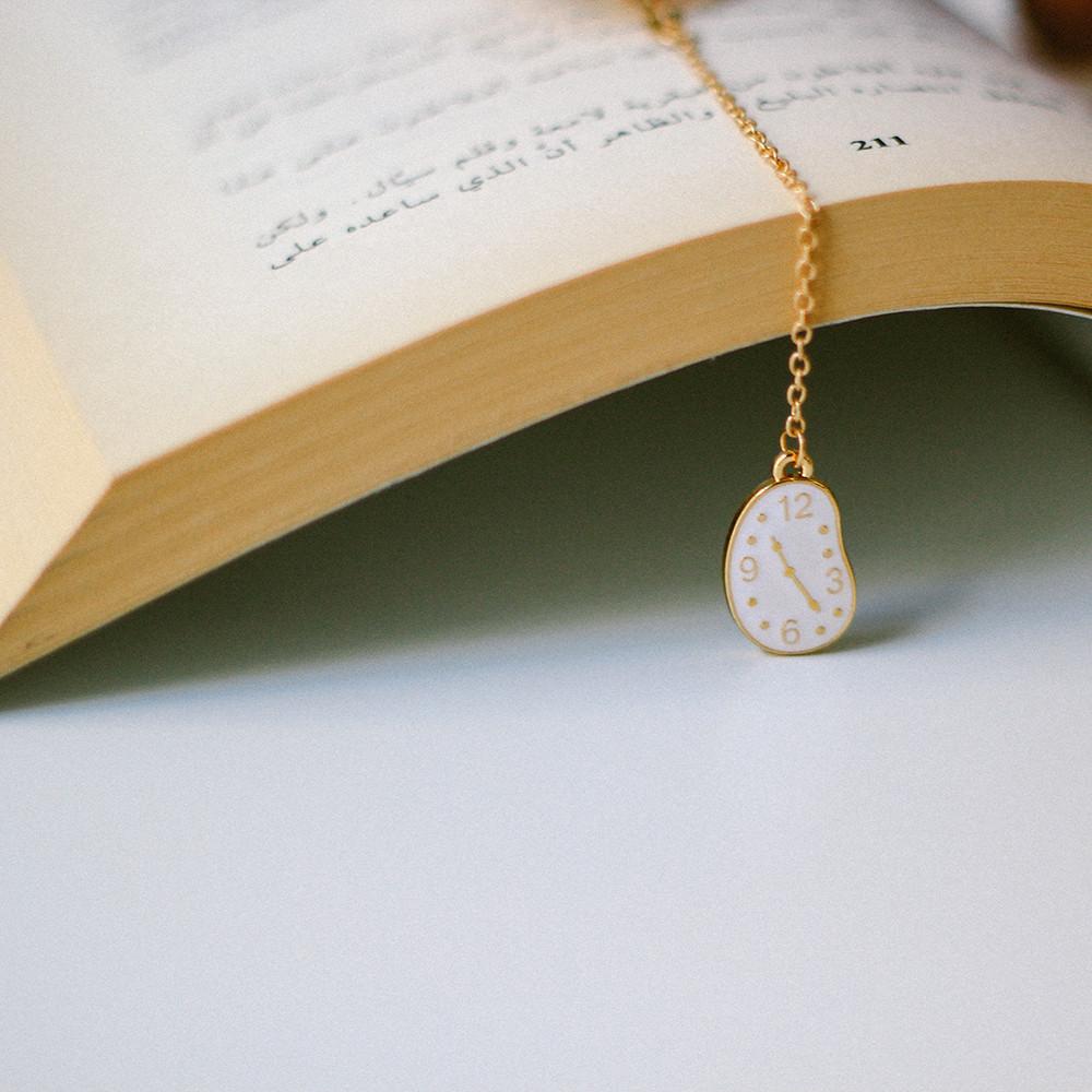 فاصل كتاب فواصل كتب أليس في بلاد العجائب  هدية عشاق الكتب لويس كارول