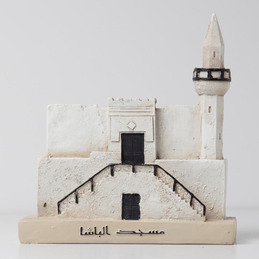 تذكار مسجد الباشا حجم كبير