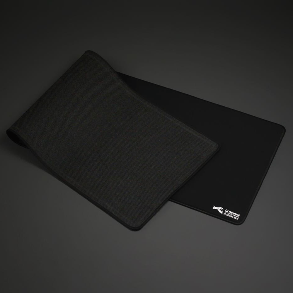 Glorious Extended Mouse Mat - Stealth Edition