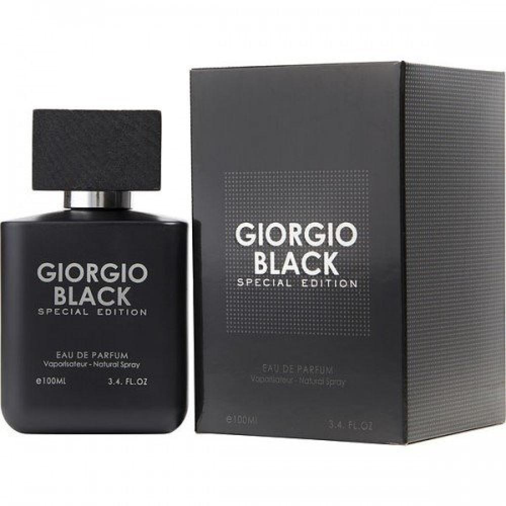 Giorgio Black Special Edition Eau de Parfum 100ml خبير العطور