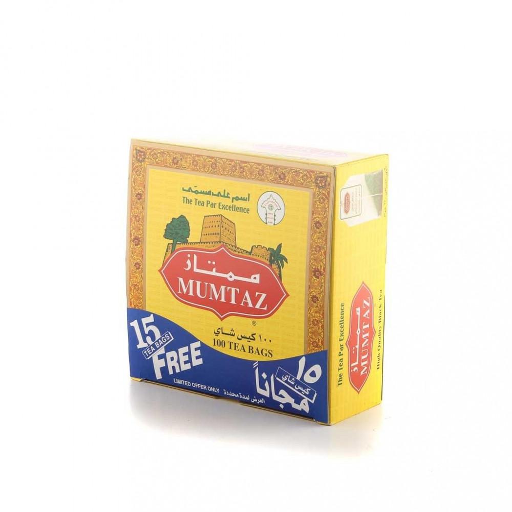 شاي ممتاز علاقي 100 كيس