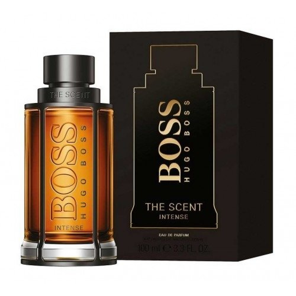 Hugo Boss The Scent Intense for Men Eau de Parfum متجر خبير العطور