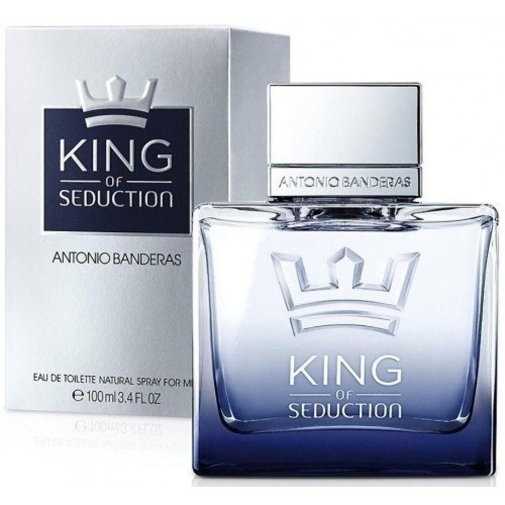 Antonio Banderas King of Seduction Eau de Toilette 100ml خبير العطور