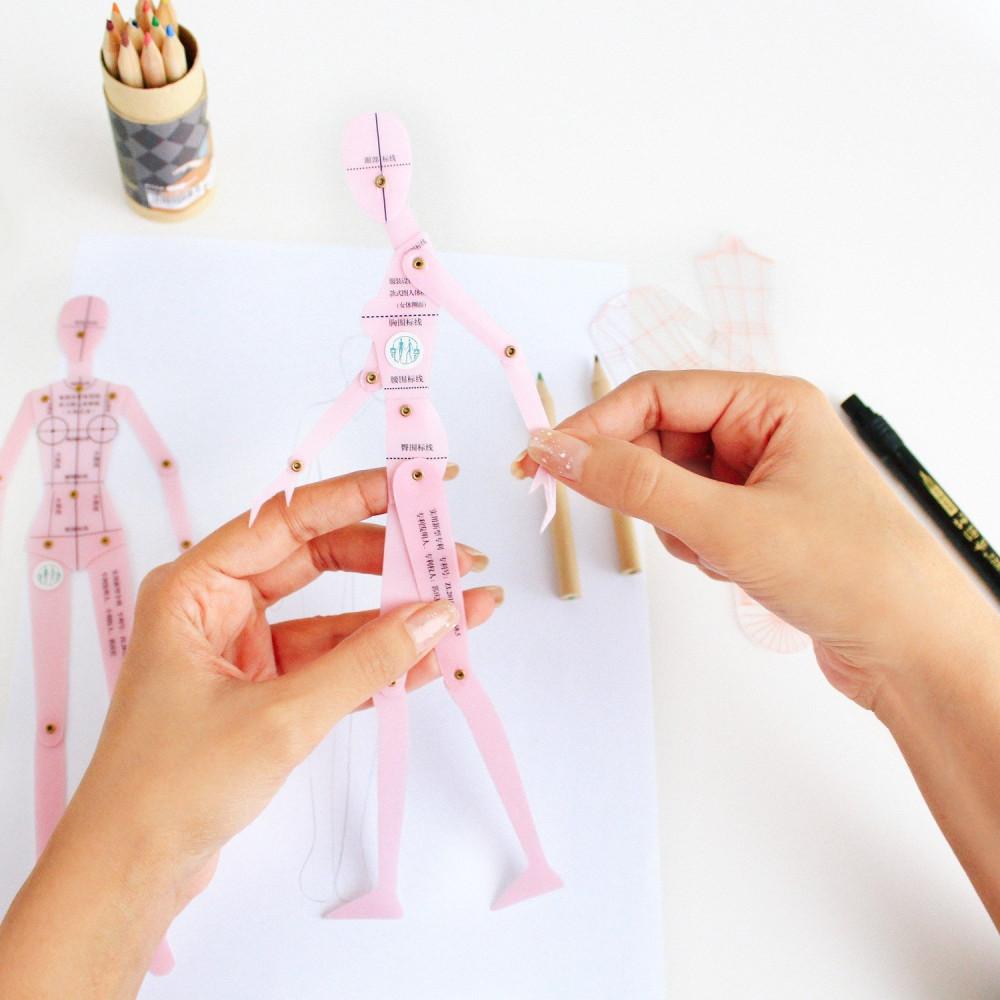 اساسيات تعلم الرسم و تصميم الازياء كيف تدرس تصميم ازياء  رسم المانيكان