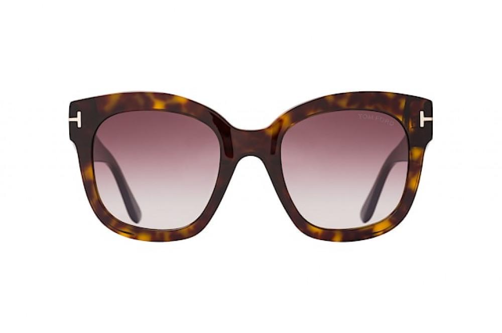 سعر نظارات توم فورد نسائي شمسية - كات أي - لون تايقر - زكي للبصريات