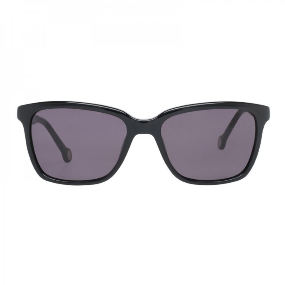 افضل نظارات كارولينا شمسية للنساء - شكلها مستطيل - لونها اسود - زكي