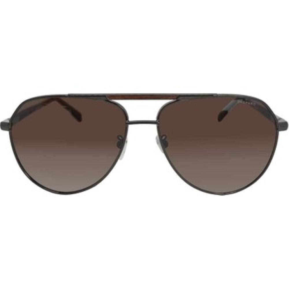 سعر نظارة شوبارد شمسية للرجال - شكل أفياتور - لون أسود - زكي للبصريات
