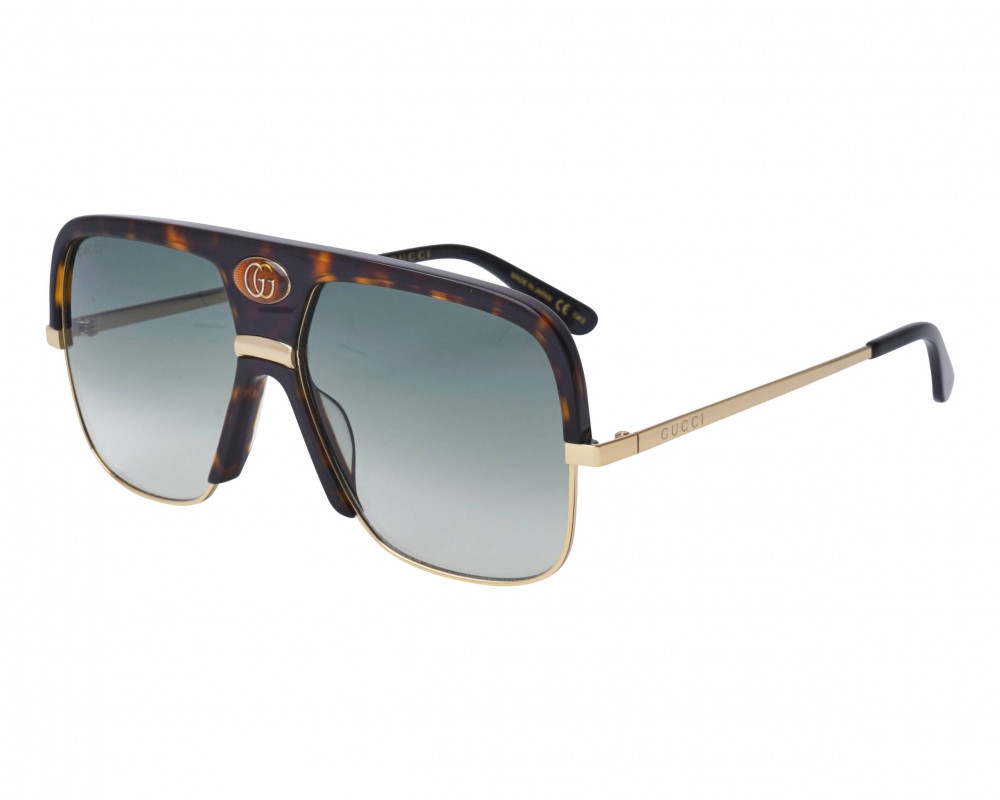 نظارة قوتشي شمسية للرجال - شكل مربع - تايقر - زكي للبصريات