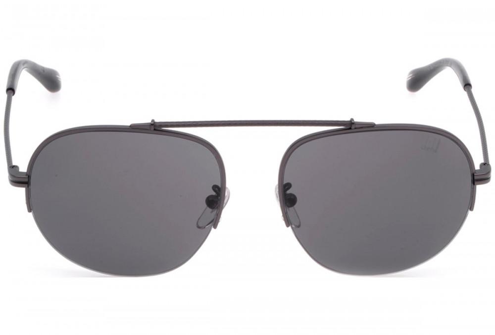 افضل نظارات دنهل شمسية للرجال - افياتور - لون أسود - زكي للبصريات