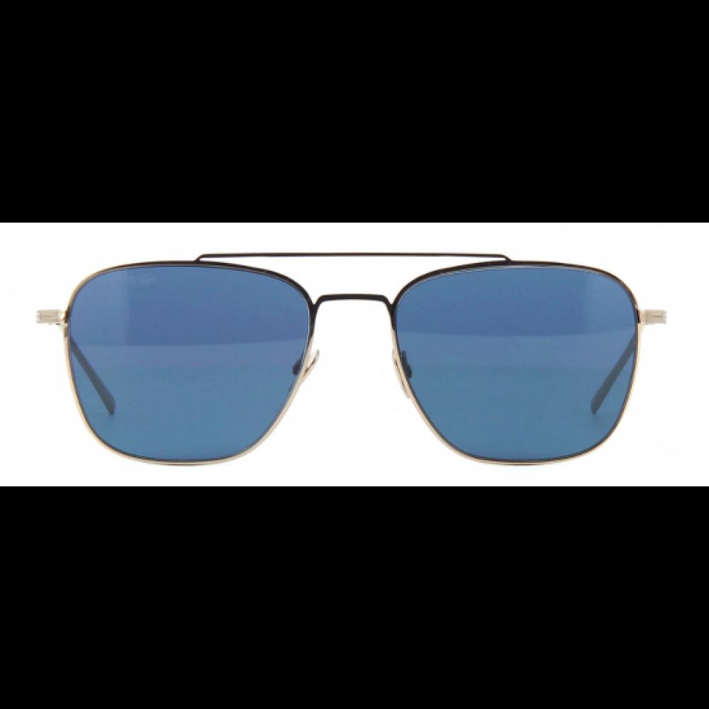 افضل نظارة لاكوست شمسي للجنسين - شكل افياتور - لون نحاس - زكي للبصريات