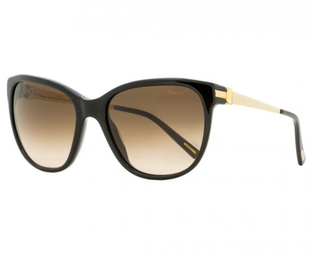 نظارات شوبارد نسائية شمسية - شكل كات أي - لونها بني - زكي