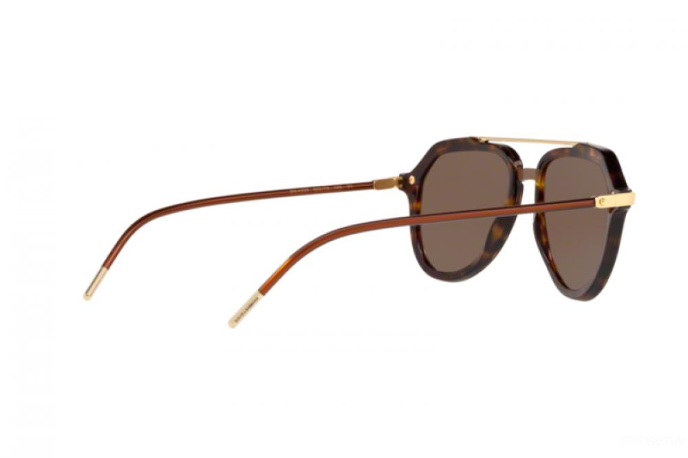 شراء نظارة دولسي اند جابانا شمسية للرجال - افياتور - لون تايقر - زكي