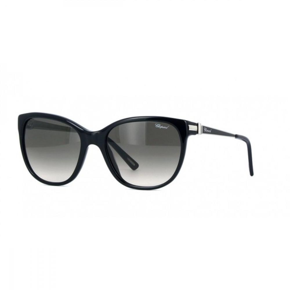 نظارات شوبارد نسائية شمسية - شكلها كات أي - لون أسود - زكي