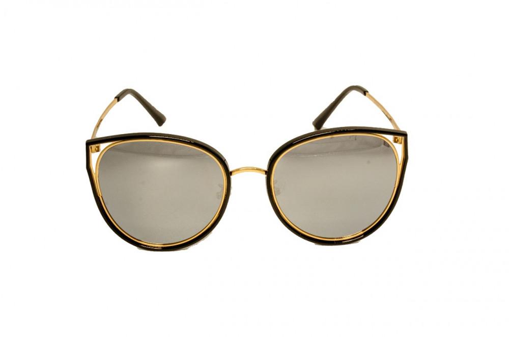 سعر نظارة لومير شمسية للجنسين - شكل كات أي - لون أسود - زكي