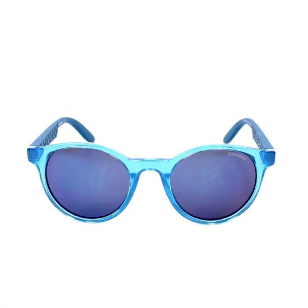 سعر نظارة كاريرا شمسية للرجال - شكل دائري - لون ازرق - زكي للبصريات
