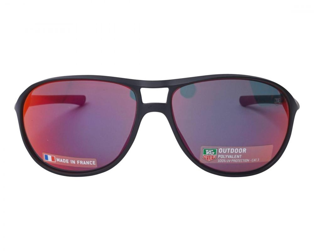 افضل نظارات تاق هيور شمسية للرجال - اسود - زكي للبصريات