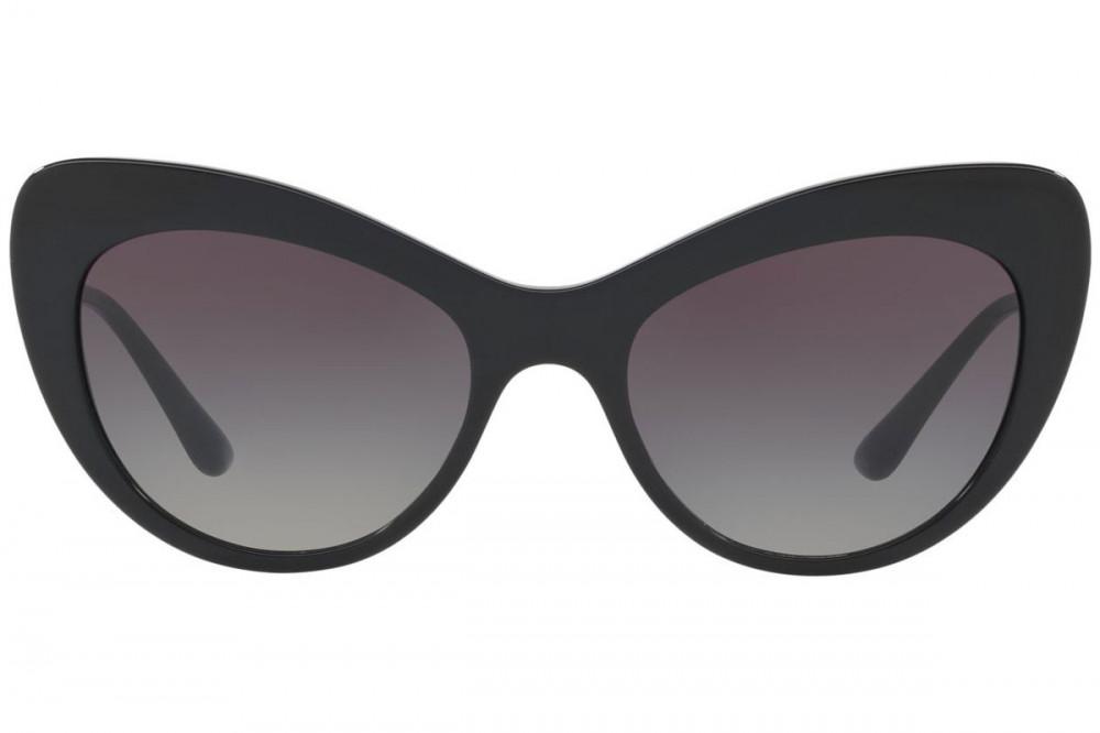 افضل نظارة دولسي اند جابانا شمسية للنساء - شكل كات اي - لون اسود - زكي