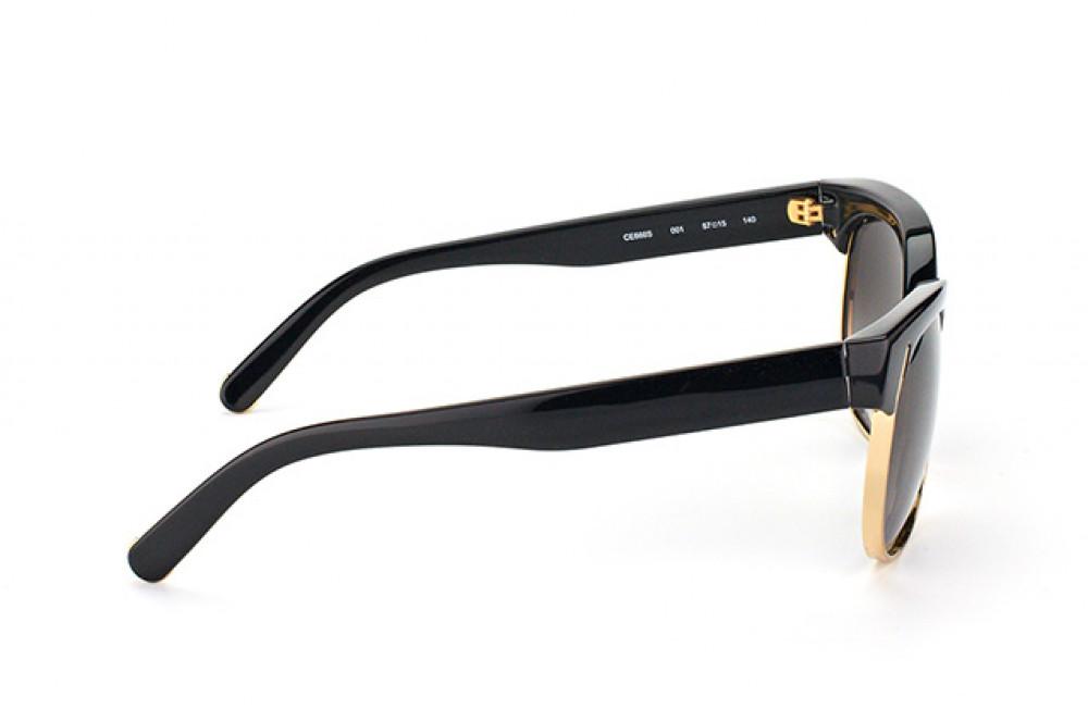 احسن نظارة كلوي شمسية للنساء - شكل كات اي - لون اسود - زكي