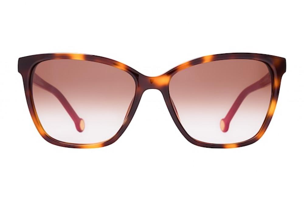 افضل نظارات كارولينا شمسية للنساء - شكل مربع - لون تايقر - زكي