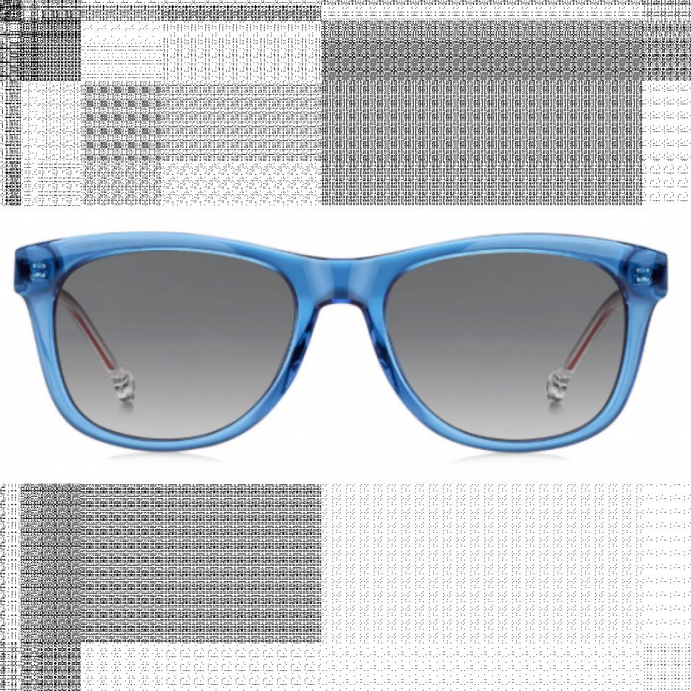 سعر نظارات شمسية تومي للاطفال - شكل واي فيرر - لون كوكتيل - زكي