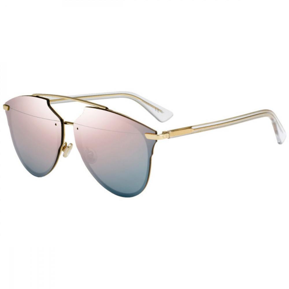 نظارة ديور هوم شمسية للجنسين - كان أي - لون ذهبي - زكي للبصريات