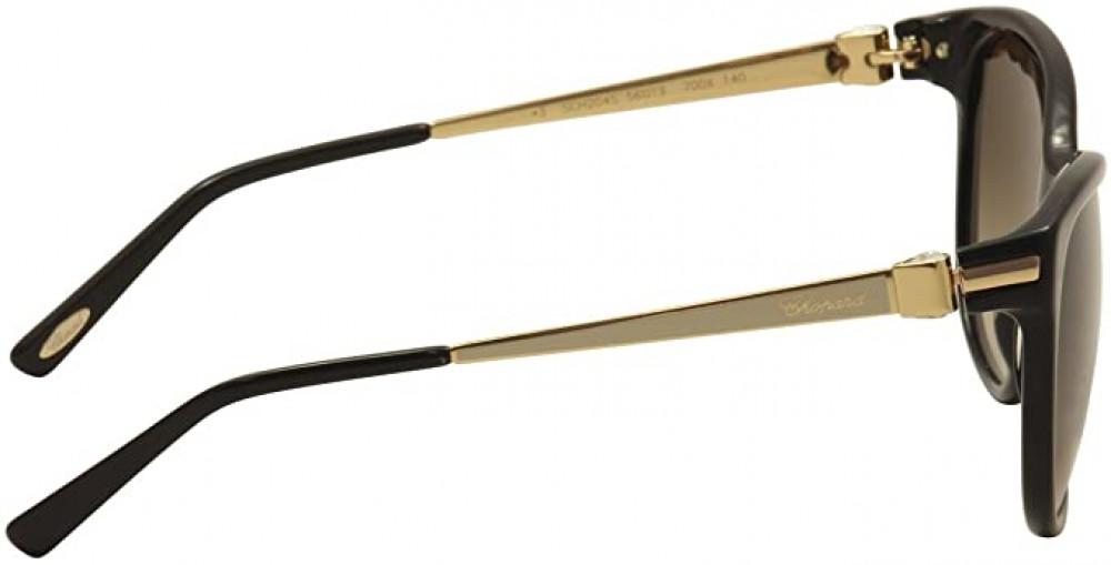 سعر نظارات شوبارد نسائية شمسية - شكل كات أي - لونها بني - زكي