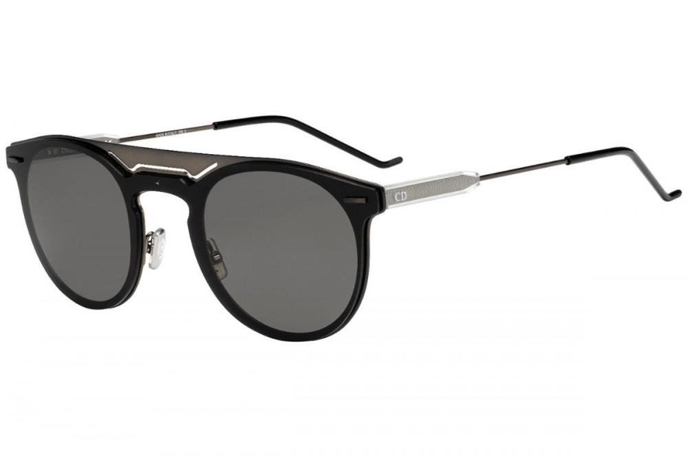 نظارة ديور هوم شمسية للرجال - افياتور - لون أسود - زكي للبصريات