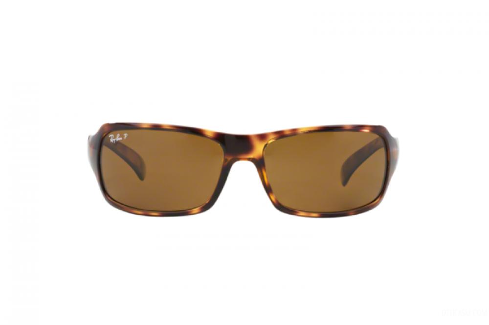 افضل نظارة ريبان شمسية للرجال -  تايجر - شكل مستطيل - زكي للبصريات