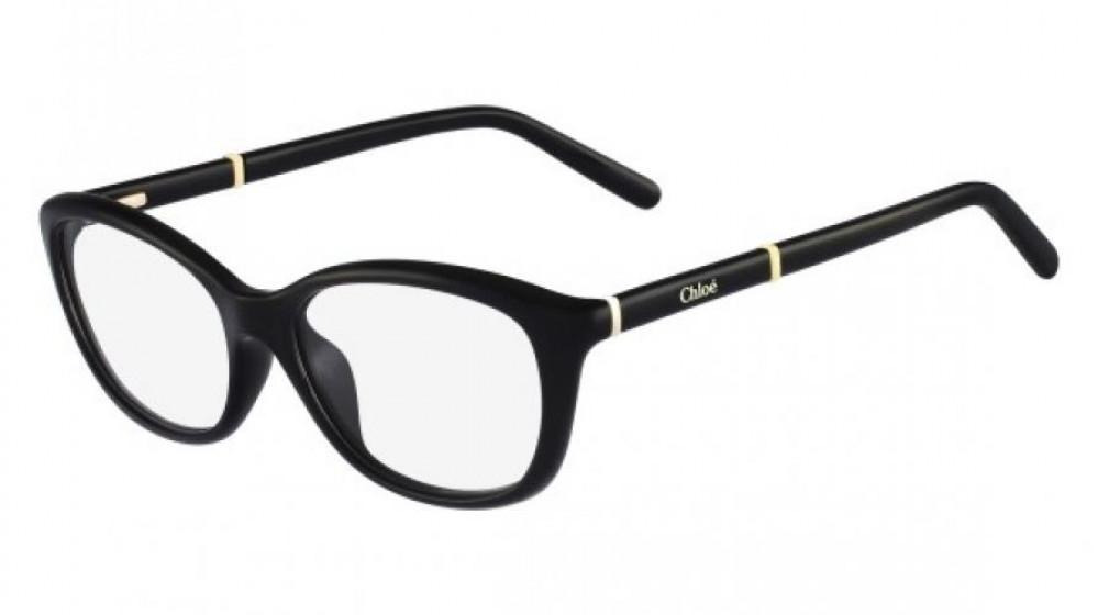 نظارة كلوي شمسية للنساء - شكل مربع - لون أسود - زكي