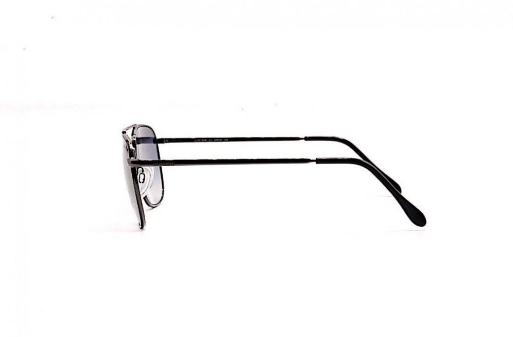 شراء نظارة لومير شمسية للرجال - شكلها غير منتظم - لونها رمادي - زكي