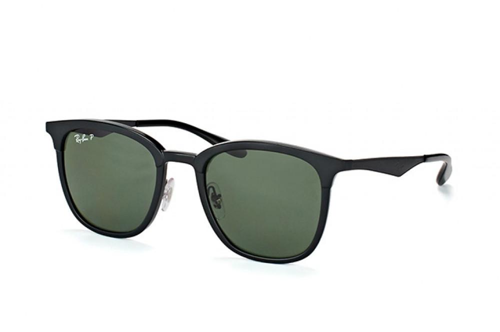 احسن نظارة ريبان شمسية للرجال - لون أسود - زكي للبصريات