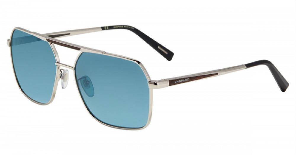 نظارة شوبارد شمسية للرجال - شكل مستطيل - زكي للبصريات