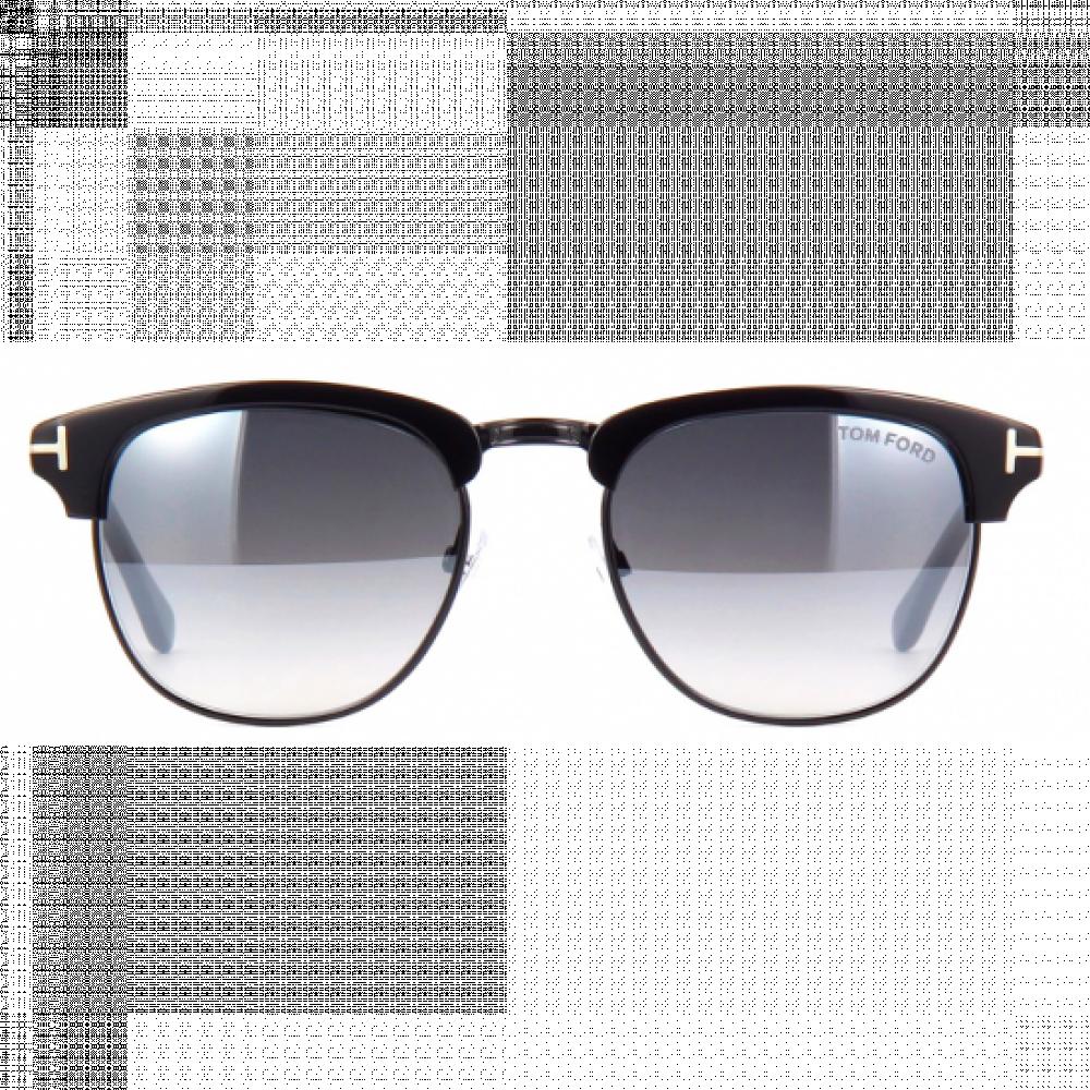 افضل نظارة توم فورد شمسية للرجال - لون أسود - زكي للبصريات