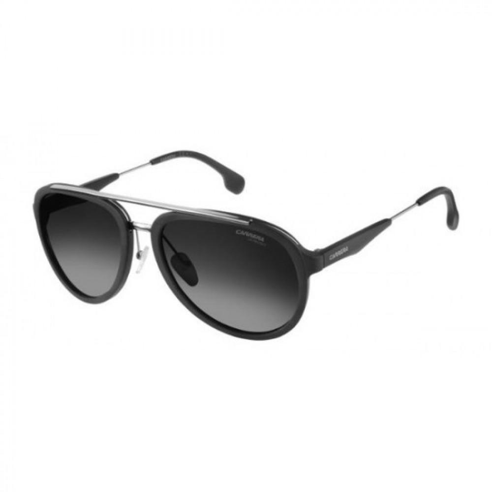 نظارة كاريرا شمسيه للرجال - الشكل افياتور - اللون أسود - زكي للبصريات