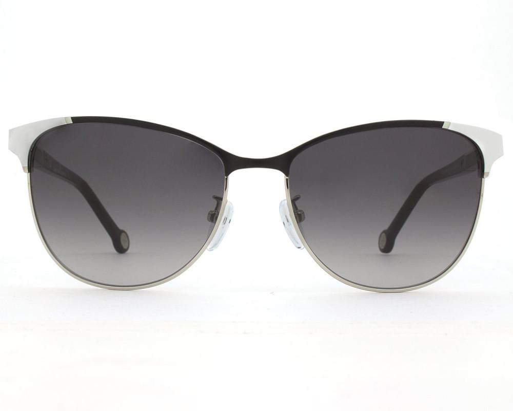سعر نظارات كارولينا شمسية نسائية - شكل واي فيرر - لون اسود - زكي