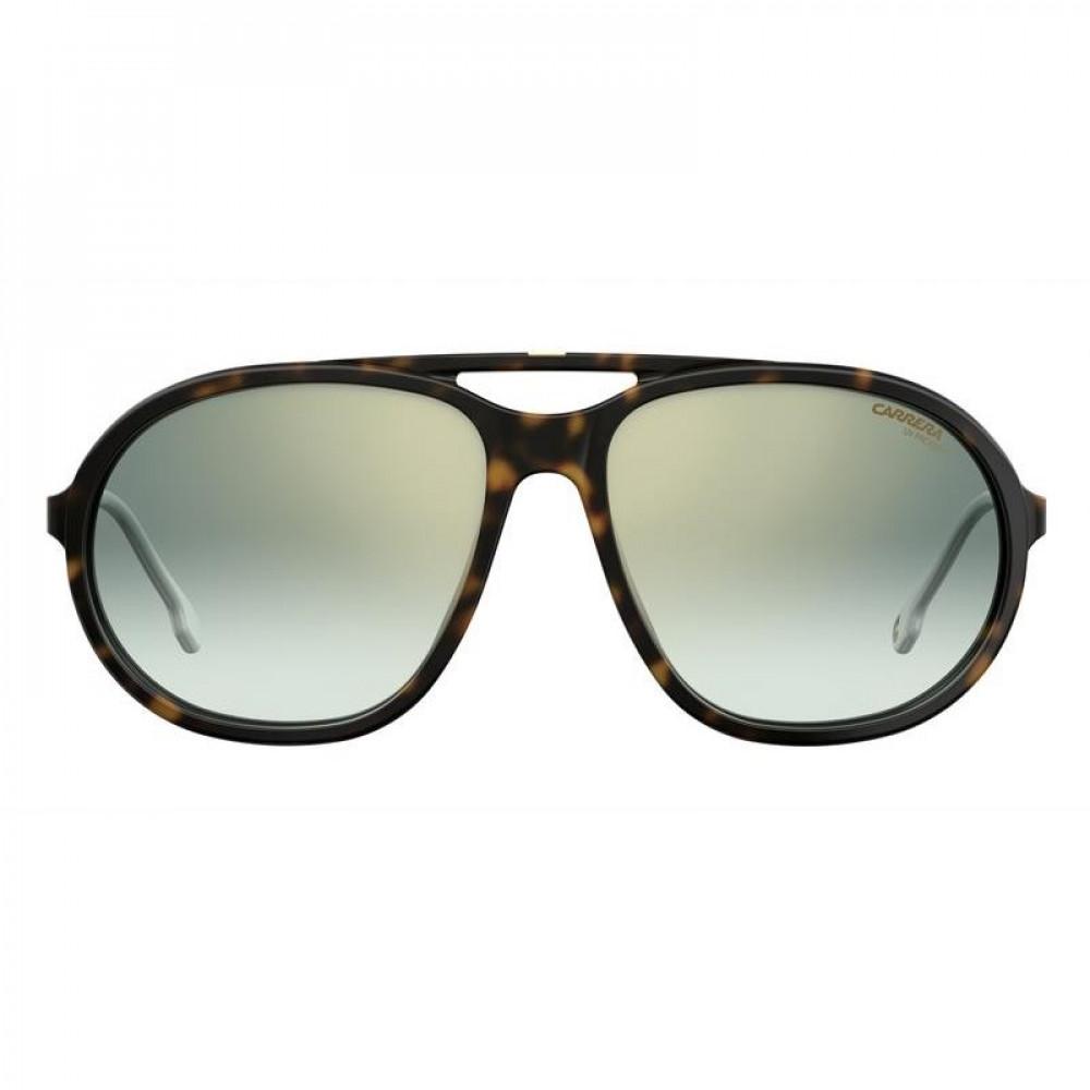 افضل نظارة كاريرا شمس للرجال - شكل افياتور - لون تايقر - زكي للبصريات