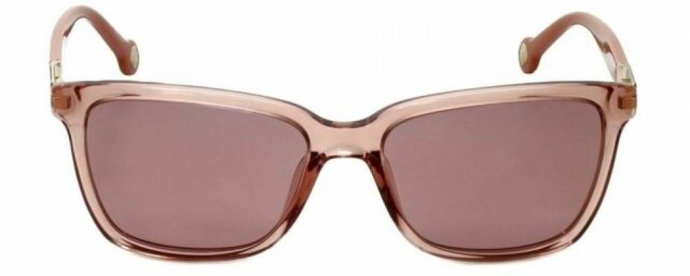 افضل نظارات كارولينا شمسية للنساء - شكل مستطيل - لون وردي - زكي