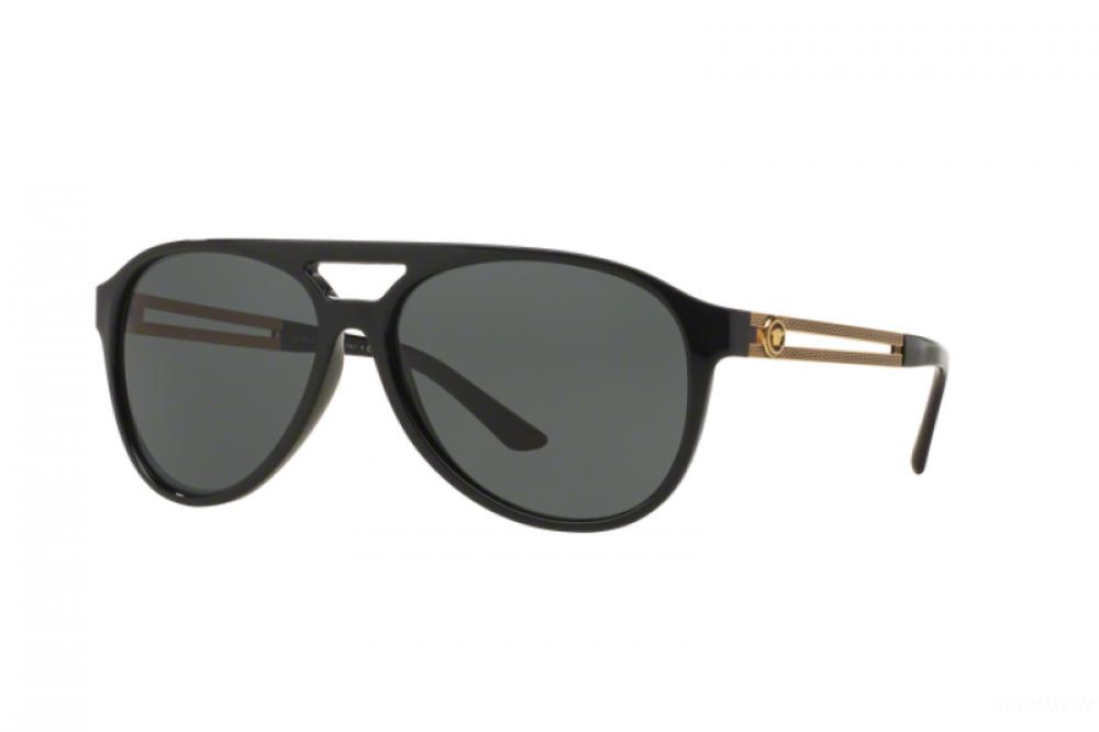 نظارة فيرزاتشي الشمسية للرجال - زكي للبصريات