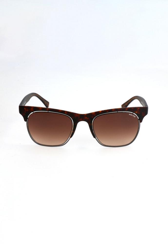 افضل نظارة بوليس شمسية للرجال - شكل واي فير - لون تايقر - زكي للبصريات